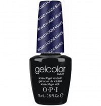 Гель-лак GelColor Road House Blues OPI 15 мл