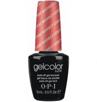 Гель-лак GelColor I Eat Mainely Lobster OPI 15 мл