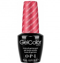 Гель-лак GelColor Color So Hot It Berns OPI 15 мл