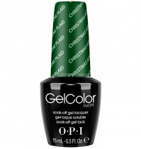 Гель-лак GelColor Christmas Gone Plaid OPI 15 мл